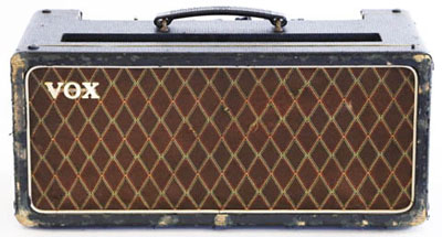 The early large box Vox AC50