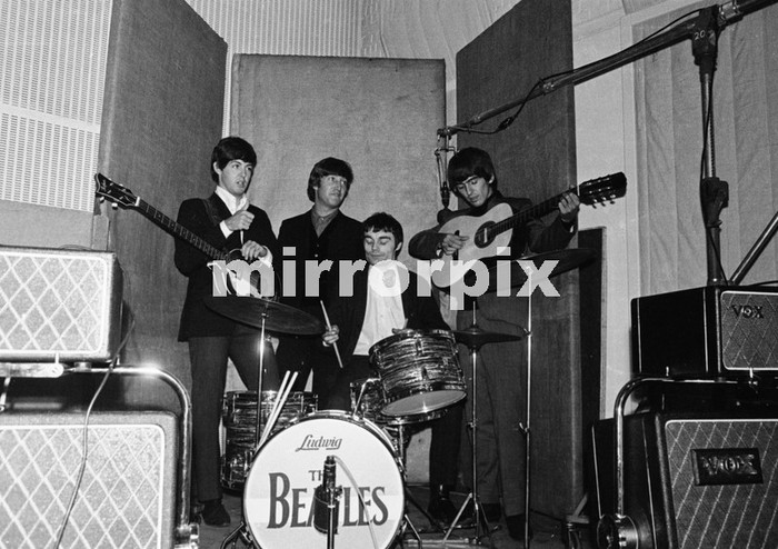 The Vox Ac50 Amplifier Beatles