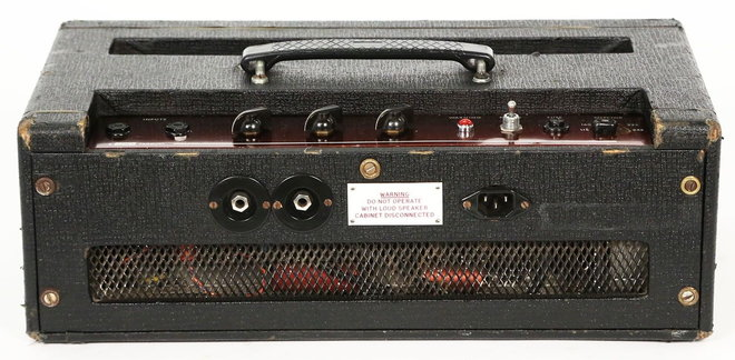 Vox AC50 serial number 1005B, early 1964