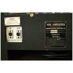 Vox Ac50, large box, serial number 3527