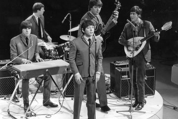The Animals in 1964