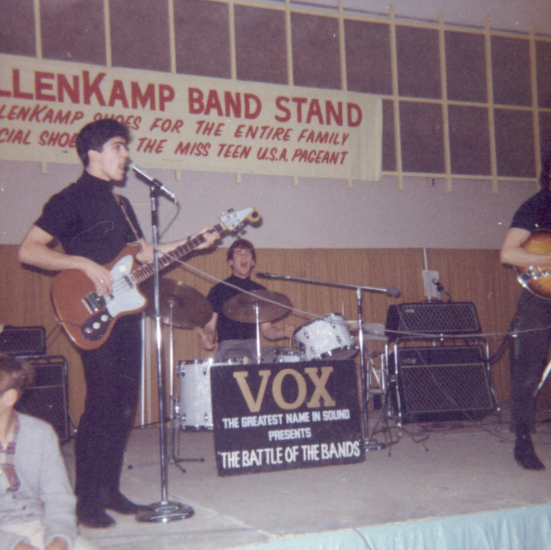 Battle of the Bands, Bay Area, April 1965