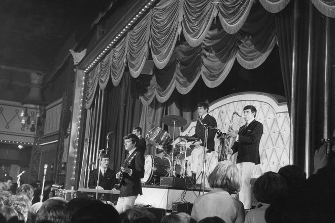 The Dave Clark Five at the Royal, Tottenham
