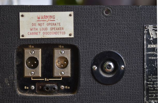 Vox AC50 serial number 1578, late 1964