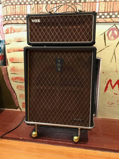 Vox AC50 Mark 2, serial number 1749