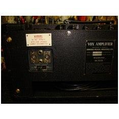 Vox AC50, large box, serial number 1775
