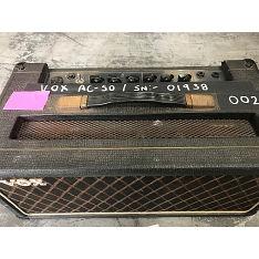 Vox AC50, large box, serial number 1946