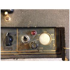 Vox AC50, large box, serial number 21xx