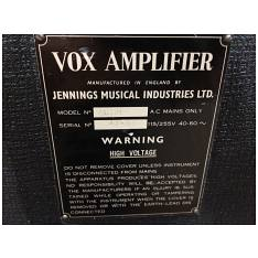 Vox Ac50, large box, serial number 2609