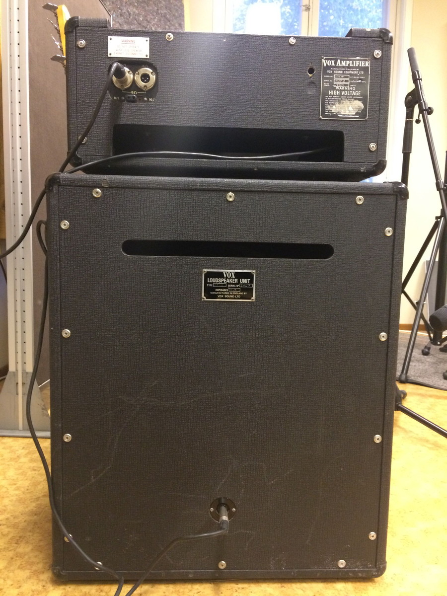 Dating vox amplifiers