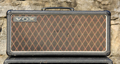 Vox AC50s with serial numbers in the 8000s
